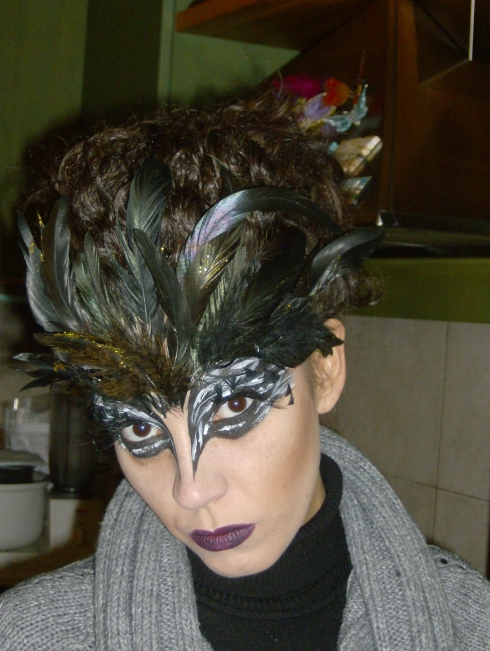 MakeUp The Black Swan