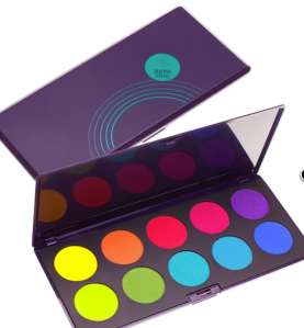 Palette Intensissimi NeveCosmetics
