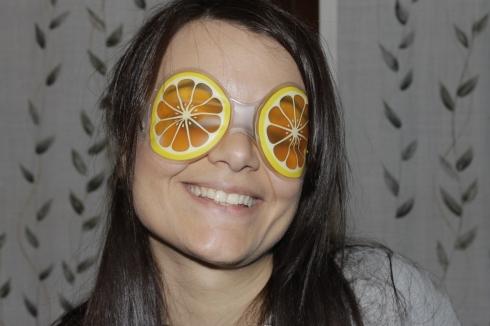 Maschera gonfiore occhi Kasanova
