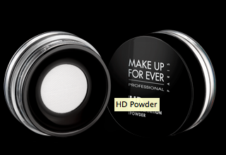 cipria HD makeupforever