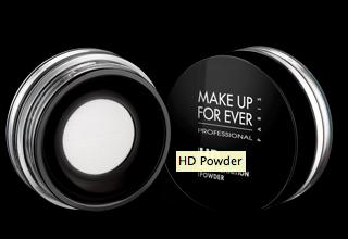 cipria HD makeupforever