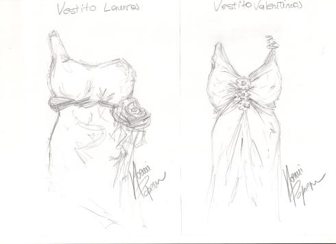 Fashion design -  by Noemi Popescu, MadForShopping