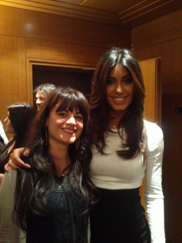 Federica Nargi Greys Shoes Mad For Shopping