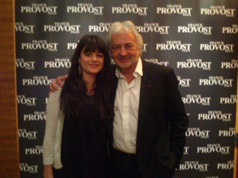 Franck Provost MadForShopping Event